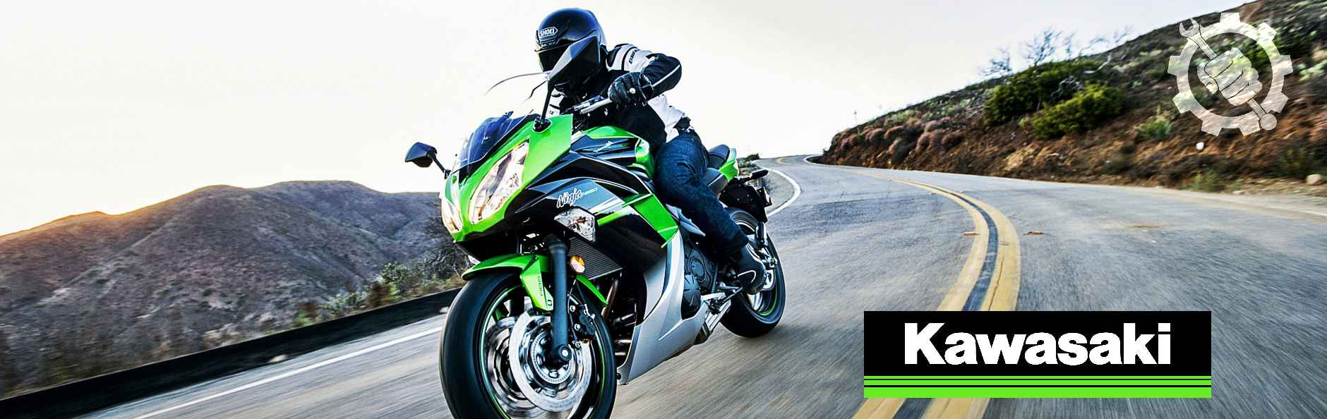 Genuine Kawasaki Motorcycle Parts
