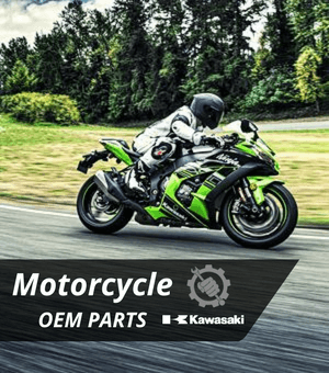 KAWASAKI MOTORCYCLE OEM PARTS