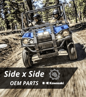 KAWASAKI SIDE BY SIDE OEM PARTS